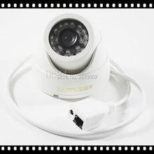 HD 1080 P 2-МЕГАПИКСЕЛЬНАЯ Купольная Ip-камера ИК Крытый Безопасности ONVIF 2.0 Ночного Видения P2P IP Cam Ик-Фильтр Бесплатно доставка