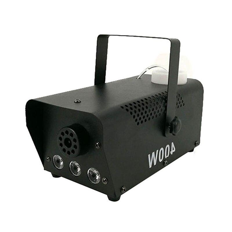 DJ équipement 400W Machine à fumée machine à brouillard professionnel scène éclairage partie équipement partie fumée Machine