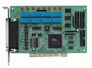 Pour ADLINK PCI 8 canaux avec relais e/s PCI-7250 commutateur d'acquisition de données carte DAQ utilisée