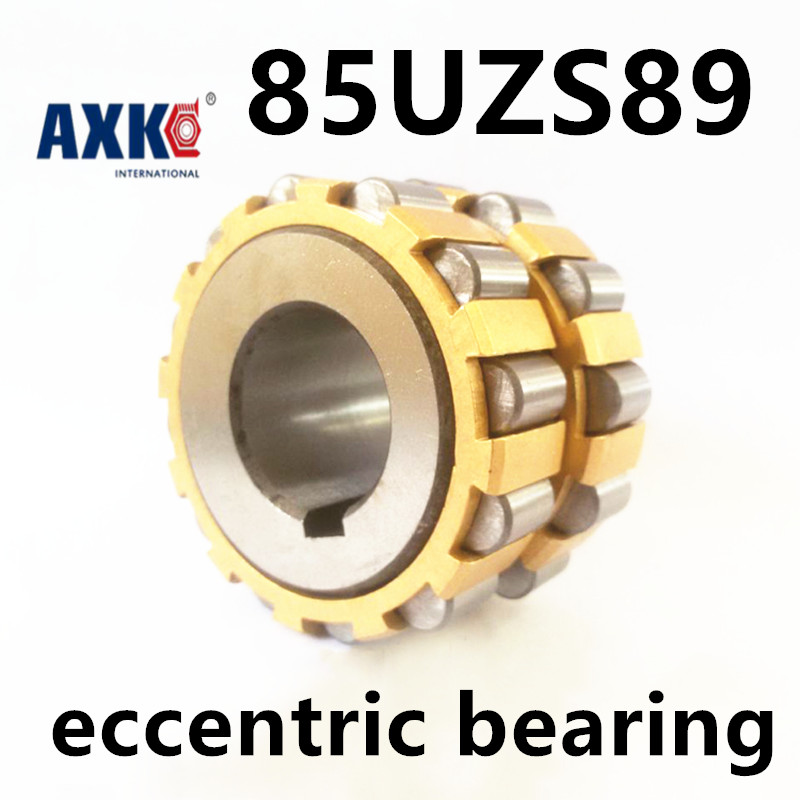 double row eccentric bearing  85UZS89 85UZS419T2-SX 85UZS220 E-95UZS221 double row nylon cage eccentric bearing 60uzs417t2x sx eccentric bush