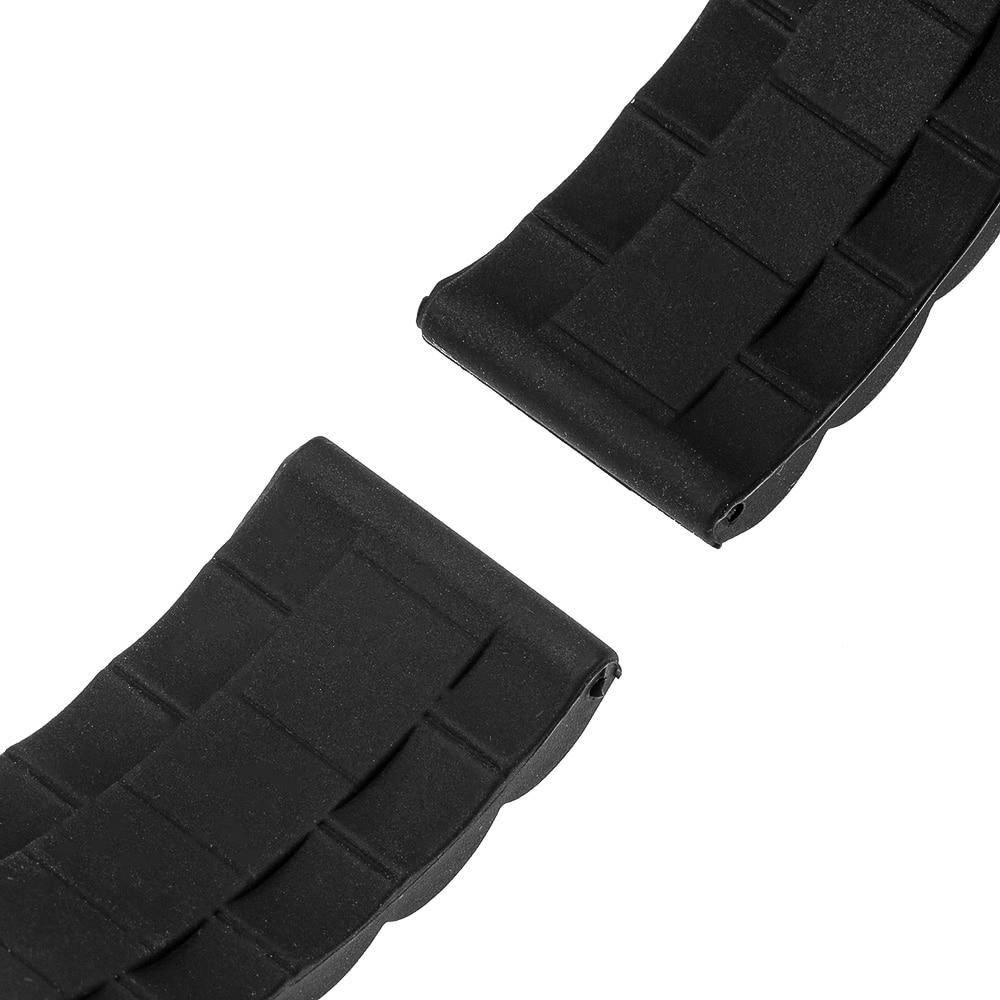 20 мм силиконовый резиновый ремешок - Аксессуары для часов - Фотография 5
