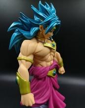 Dragon Ball Z Broly Cartoon Doll PVC 20cm