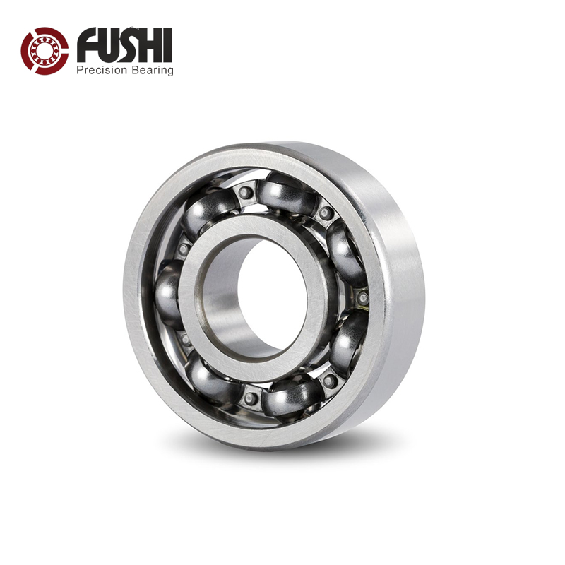 6309 Bearing 45*100*25 mm ABEC-3 P6 ( 1 PC ) For Motorcycles Engine Crankshaft 6309 OPEN Ball Bearings Without Grease цены