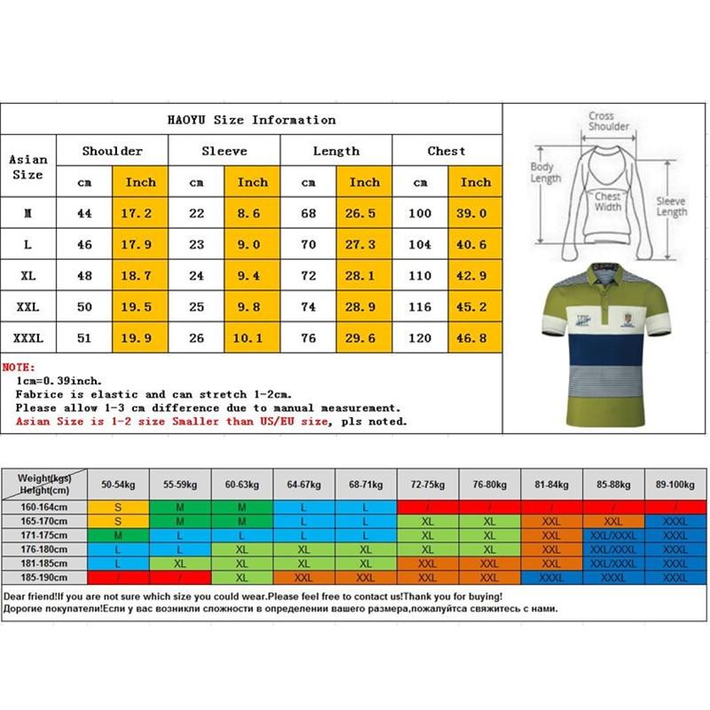 Camisa polo lühikeste varrukatega puuvill ja tähed Logo gradient - Meeste riided - Foto 6