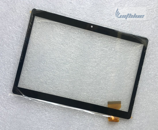 Witblue Tempered Glass / New Capacitive Touch Screen Panel For 10.1