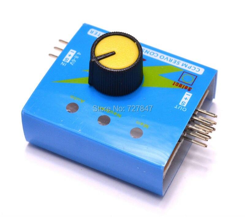 Multi Servo Tester 3CH ESC 4.8-6V CCPM Master Checker