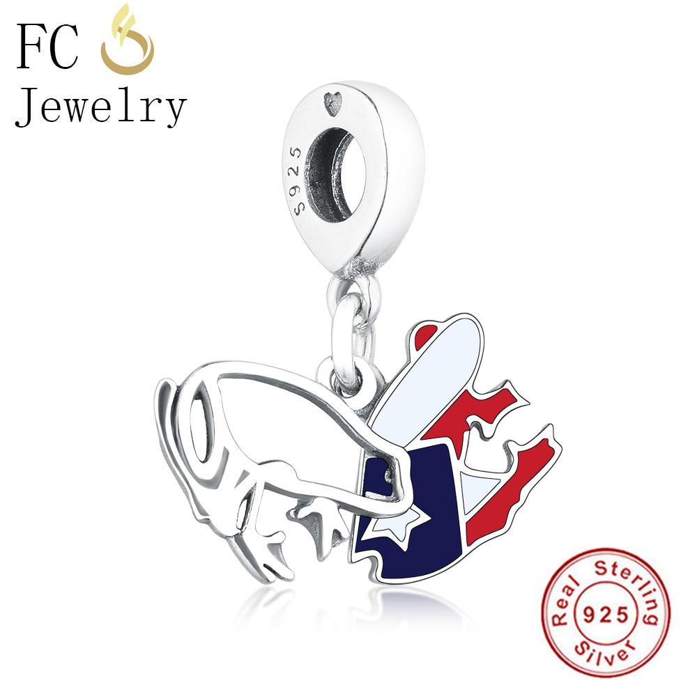 ALI shop ...  ... 32911108255 ... 5 ... FC Jewelry Fit Original Pandora Charm Bracelet 925 Sterling Silver Italy Pasta Food Fork Mr Bow Tie Beads Pendant Berloque Gift ...