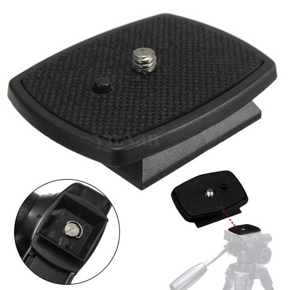 Trípode de liberación rápida monópode cabeza tornillo adaptador montaje para VCT-D680RM D580RM R640 Velbon PH-249Q accesorios trípodes cabeza panorámica