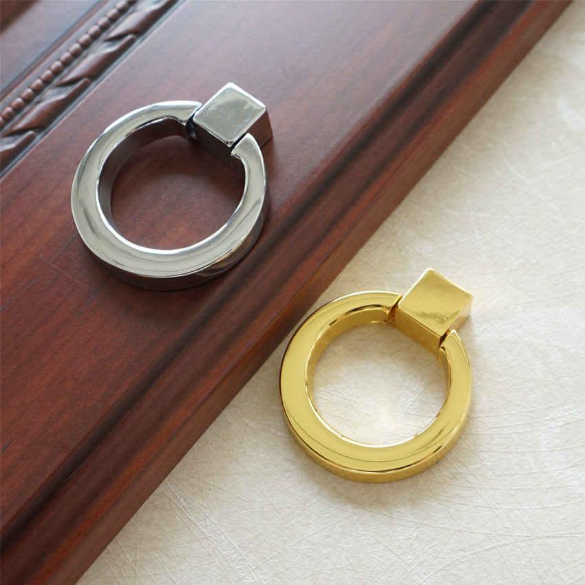 Gold Modern  Knobs Drawer Knob Dresser Knobs  Kitchen Cabinet Knobs Pull Handle Decorative Furniture Hardware
