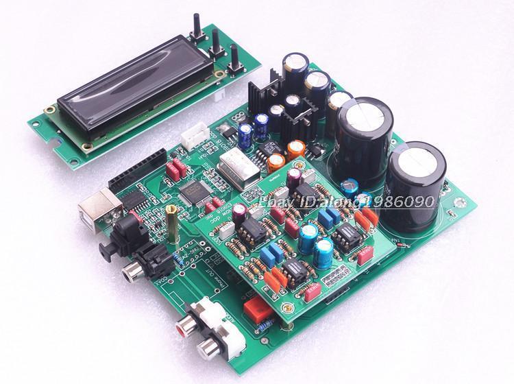 все цены на Assembeld ES9018 DAC Board OPA604AP  *2 + OPA2604AP  *2