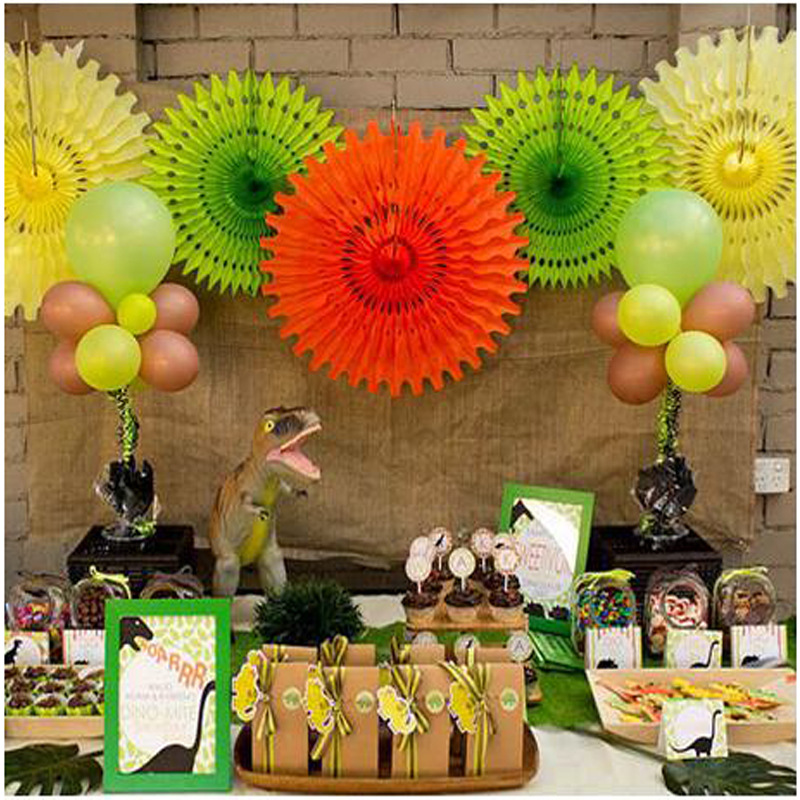 aliexpresscom buy decorative crafts 30cm 12 flower origami paper fan wedding decoration home decorations birthday party decorations kids from reliable - Decorative Crafts