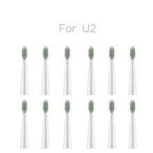 Toothbrush heads Replacement Heads For Lansung U2 Tooth Brush Oral Hygiene lansung U1 upgraded electric toothbrush heads 5