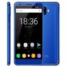 Купить Oukitel K8000 5,5 «Android 7,0 мобильный телефон MTK6750T Octa Core 1,5 ГГц 8000 мАч Батарея 4 ГБ Оперативная память 64 ГБ Встроенная память 13MP 4 г отпечатков пальцев OTG