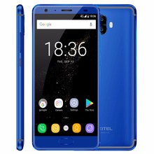 "Oukitel K8000 5,5 ""Android 7.0 Handy MTK6750T Octa-core 1,5 GHz 8000 mAh Batterie 4 GB RAM 64 GB ROM 13MP 4G Fingerprint OTG"