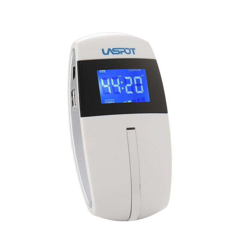 Promotion LASPOT 2018 New Arrival CES Device Safe Solution Rapid Relieve Your Anxiety Home Use Sleep Machine Tens Therapy
