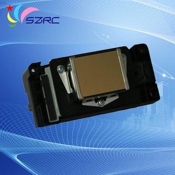 New Original F187000 Print Head Compatible For Epson 4880 7880 9880 DX5 Printer Head Gold Surface unlocked printhead