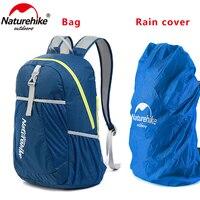 NEW NatureHike Backpack Sport Men Travel Backpack Women Backpack Ultralight Outdoor Leisure School Backpacks Bags 22L