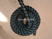 Power Training Rope Battle Ropes Fitness Workout Training Free Shipping