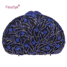 Fawziya Clutch Bag Flower Leaves And Flowers Evening Bags For Girls Purses Wholesale