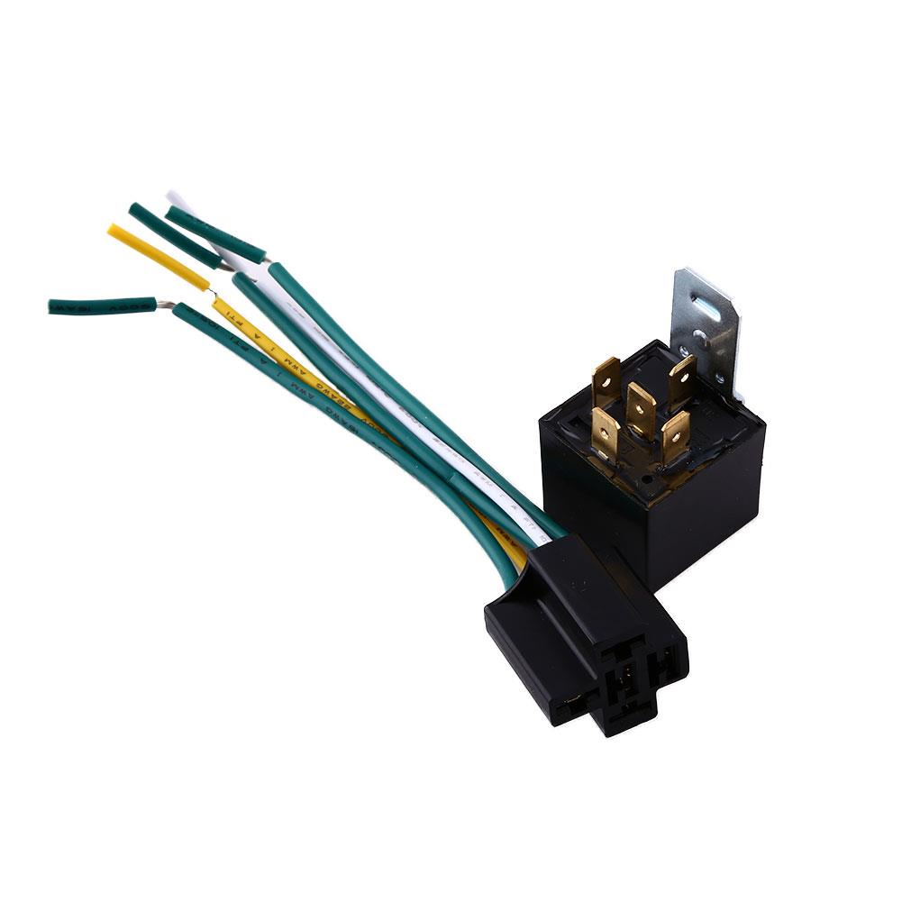 12v 30 40a Universal Automotive Car Style 5 Pin Wire Relay Transmission Module Wiring Harness Styles: Transmission Module Wiring Harness At Jornalmilenio.com