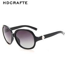HDCRAFTER High Quality Brand Designer sunglasses Fashion Vintage Sun glasses women glasses oculos de sol feminino
