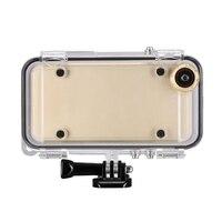 Waterproof Shockproof Dustproof Diving Cases Cover For IPhone 5s 6 6s 6 Plus 6s Plus Phone