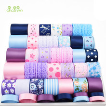 High quality 39pcs/lot Mix Ribbon Set For DIY Handmade Gift Craft Packing Hair Accessories Wedding Materials Package 39Yard(China)