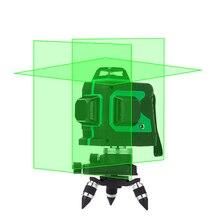 Leter 360 лазерный уровень самонивелирующийся 360 горизонтальный и вертикальный крест супер мощный лазерный луч линии