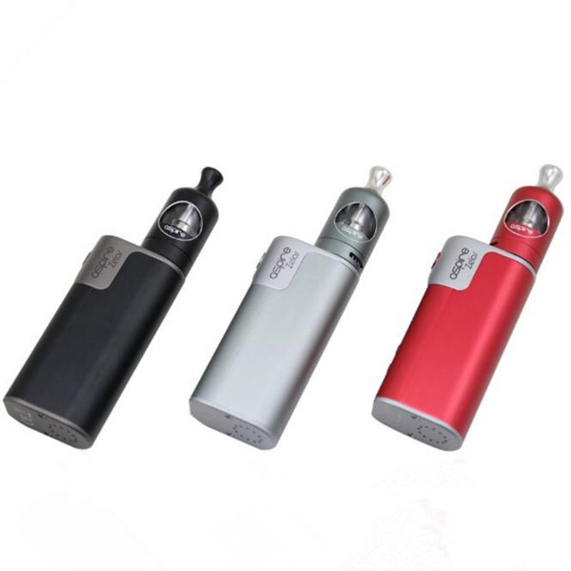 100% Original Newest Aspire Zelos 50W Kit With 2ml Aspire Nautilus 2 Tank vs Zelos Mod powered by 2500mAh built-in battery