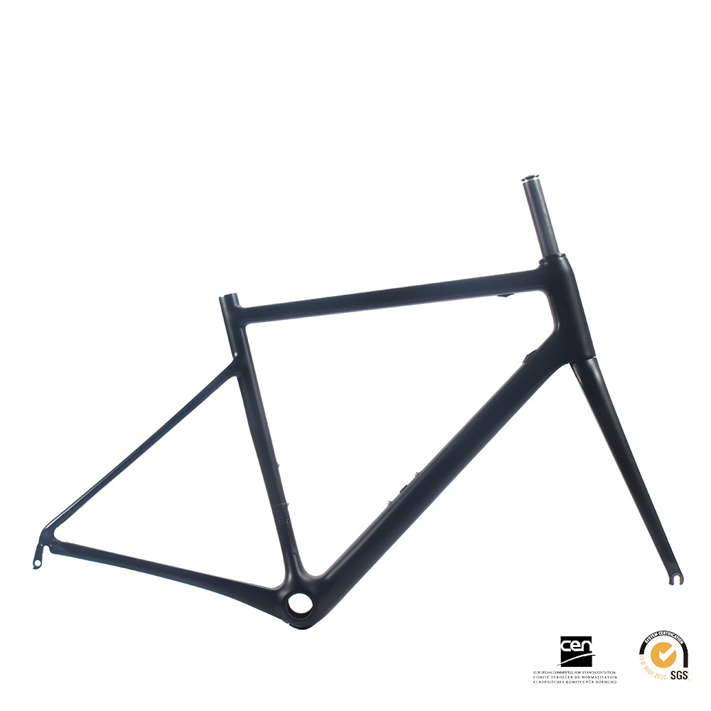 700C Super Light Carbon Fiber Road Bike Carbon Frame Bicycle Frameset Disc brake For BB86