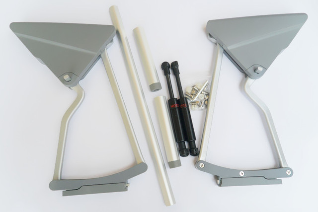 Furniture hardware hydraulic ambry door hinge H15