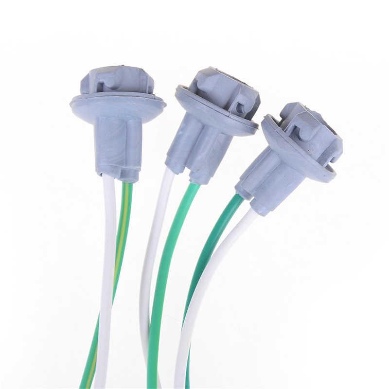 10 шт. T10 разъем автомобиля лампа кабель провод лампы для Авто Грузовик светильник светодиодный лампы разъем