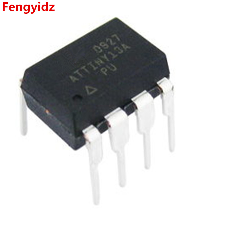 10pcs/lot ATTINY13A PU ATTINY13A ATTINY13 13A PU-in Integrated Circuits from Electronic Components & Supplies
