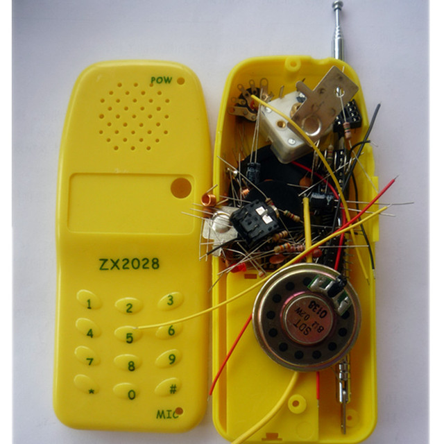 Walkie talkie radios d1800 kit diy electronic circuit assembly parts walkie talkie radios d1800 kit diy electronic circuit assembly parts making learning training package asfbconference2016 Image collections