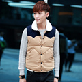 TG6308  Cheap wholesale 2016 new Ma3 jia3 male more clothes to keep warm and velvet coat male cotton-padded jacket