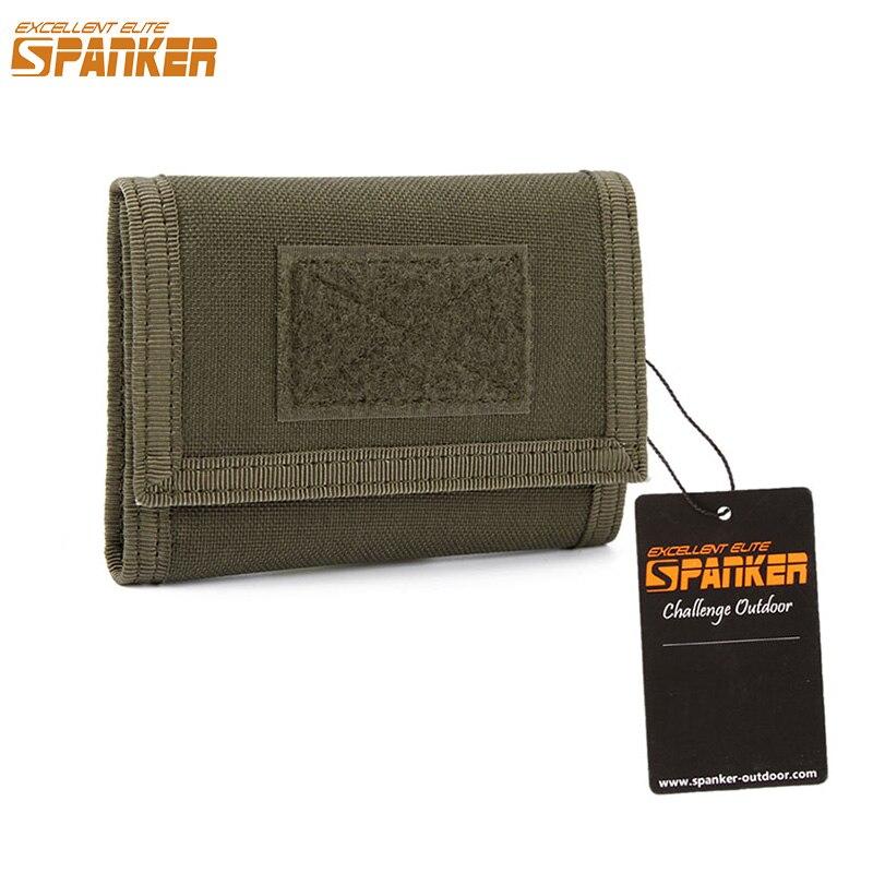 Spanker Outdoor Hunting Sports Waterproof Wallet Handbag Camping Bag Wallet Universal Multipurpose Bag EDC Multifunctional Bag wallet