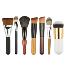 7Pcs Professional Multi-function Makeup Brush Set High Quality Blusher Foundation Face Concealer Makeup Beauty Brushes Tool