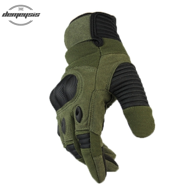 Touch Screen Outdoor Sports Military Tactical Gloves Men's Gloves Hiking Gloves for Hunting Climbing Cycling 3 Colors