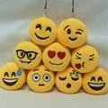 Fashion Cute Emoji Emoticon Smiley Face Keychain Pendant Key Chain Holder Keyring Gift for Women Men