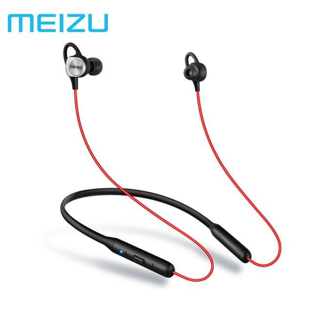 Original Meizu EP51 actualización EP52 auricular Bluetooth inalámbrico auriculares estéreo impermeable deportes auriculares con micrófono a Apt-X