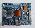 Новый x58 LAG 1366 DDR3 материнская плата для quad-core CPU 8 темы Все твердые x58 desktop материнских плат бесплатная доставка