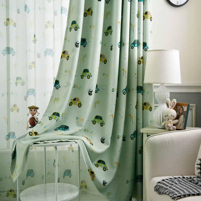 Nursery Curtains For Kids Bedroom