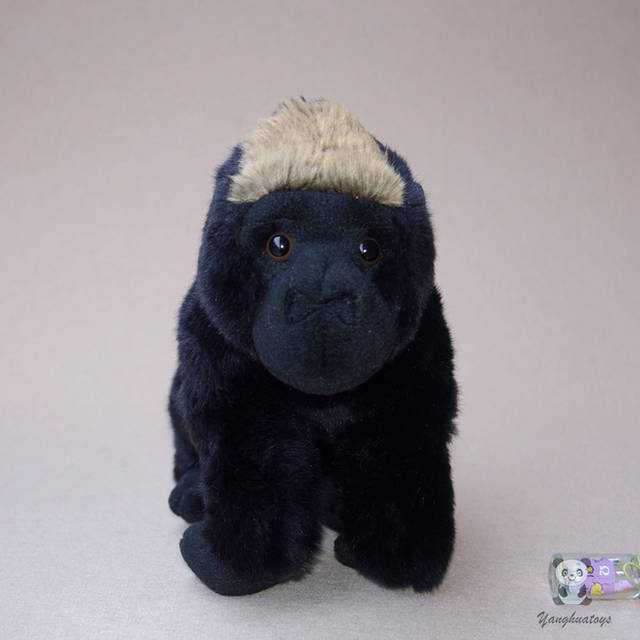 Online Shop Good Quality Plush Stuffed Animal Toy Rare Silverback