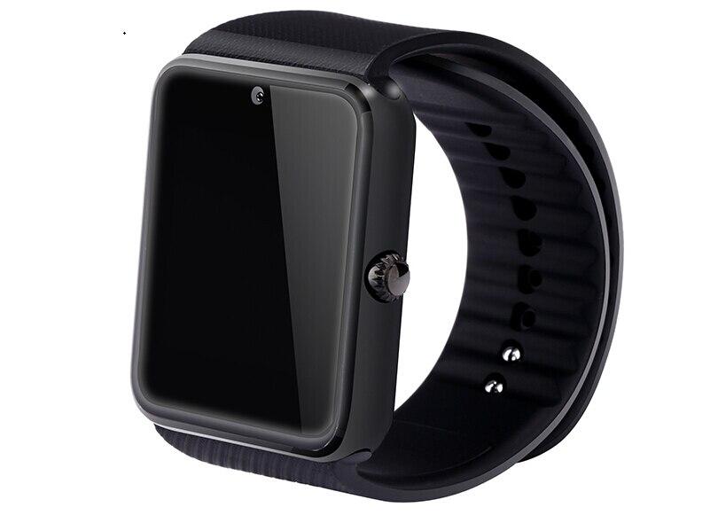 2017 smart watch gt08 gt10 dz10 dz09 reloj de sincronización notificador tarjeta