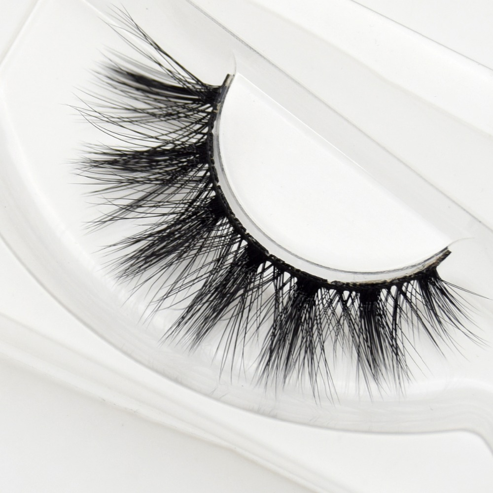 Beauty Essentials Beauty & Health Hospitable Visofree 3d Faux Silk Eyelashes Crisscross Natural Silk Eyelashes Cruelty Free Reusable Lashes High Quality False Eyelashes Sd26 Can Be Repeatedly Remolded.