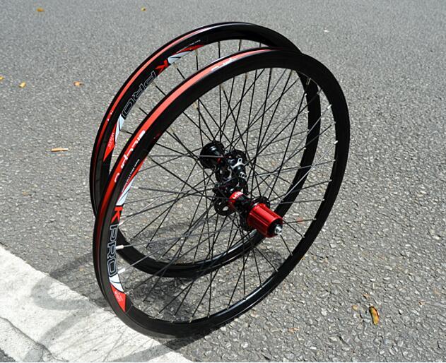 22 pouces 451 Litepro Kpro roues de frein à disque pliant vélo roues BMX 20 pouces roues BMX pièces