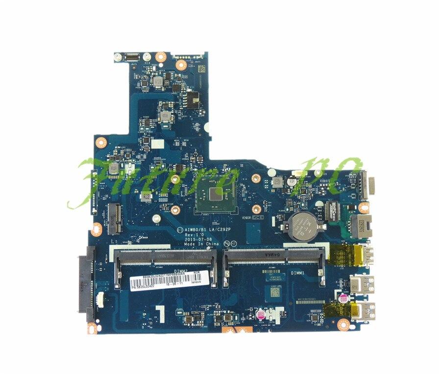 JOUTNDLN FOR Lenovo B51-30 Laptop Motherboard AIWBD/B1 LA-C292P 5B20J78484 w/ N3700 CPU Test work