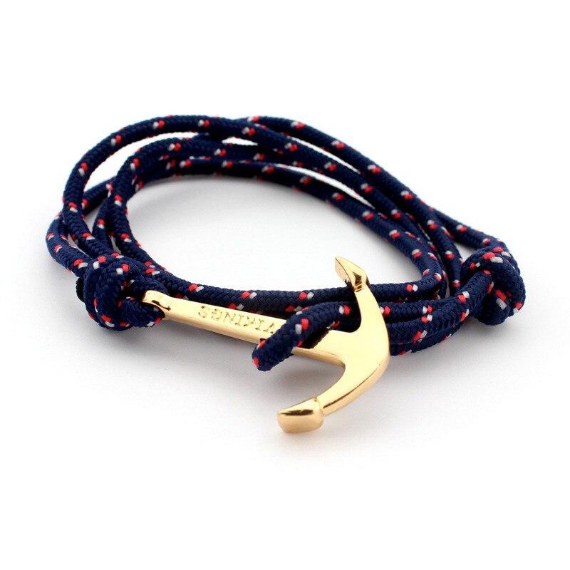 buy fashion retro vikings bracelet for men women popular male multilayer wrap. Black Bedroom Furniture Sets. Home Design Ideas