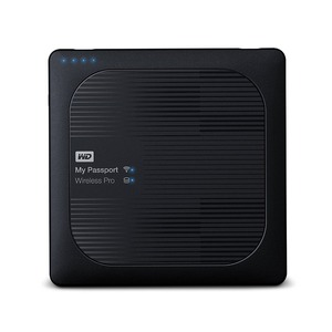Image 2 - Western Digital WD 2TB 3TB 4TB My Passport Wireless Pro Portable External Hard Drive   WiFi USB 3.0  battery (up to 10 hours)
