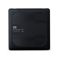 Western Digital WD 2TB 3TB 4TB My Passport Wireless Pro Portable External Hard Drive WiFi USB 3.0 battery (up to 10 hours)
